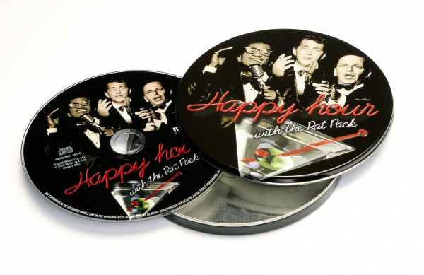 BRISA CD HAPPY HOUR WITH THE RAT PACK