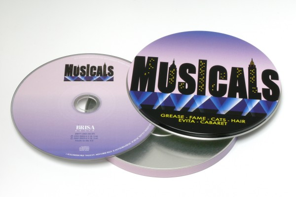 BRISA CD MUSICALS - COVER VERSIONS