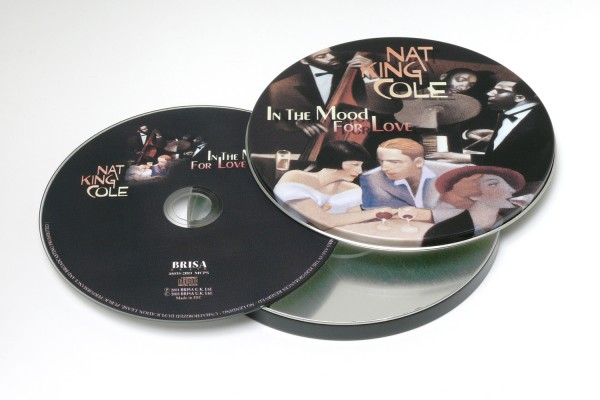 BRISA CD NAT KING COLE - IN THE MOOD