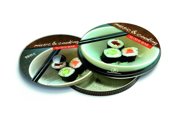 BRISA CD SUSHI BAR - ENGLISH VERSION