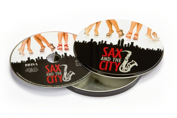 BRISA CD SAX AND THE CITY