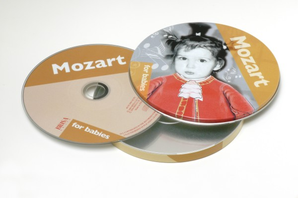 BRISA CD MOZART FOR BABIES