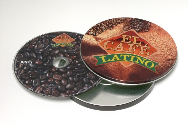 BRISA CD EL CAFÉ LATINO - VARIOUS