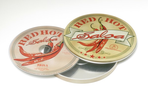 BRISA CD RED HOT SALSA