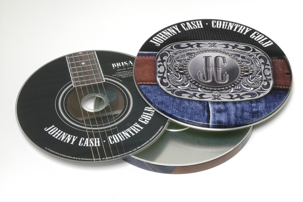 BRISA CD CASH JOHNNY - COUNTRY GOLD