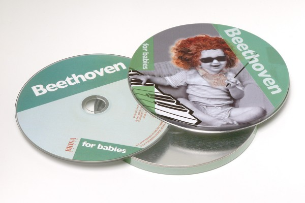 BRISA CD BEETHOVEN FOR BABIES