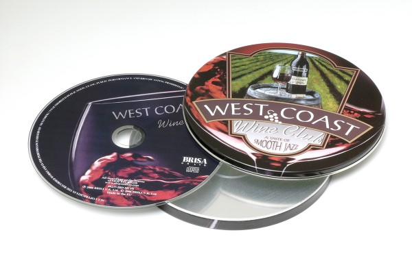 BRISA CD WEST COAST WINE CLUB