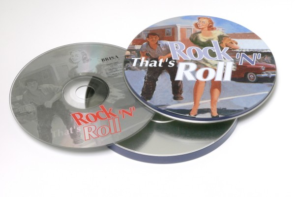 BRISA CD THAT'S ROCK'N ROLL / VARIOUS