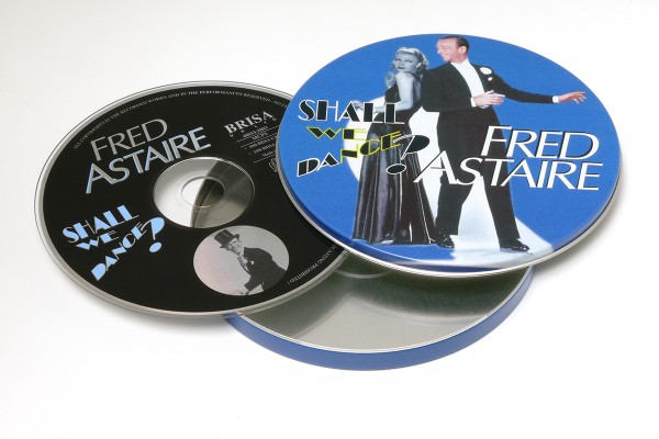BRISA CD FRED ASTAIRE - SHALL WE DANCE