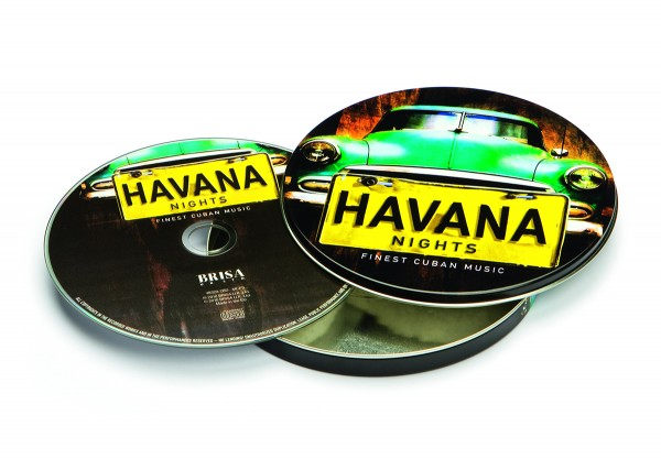 BRISA CD HAVANNA NIGHTS